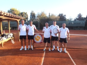 Europeo Over 50: Cano in finale