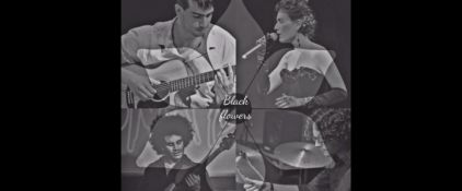 Cano in musica: Black Flowers