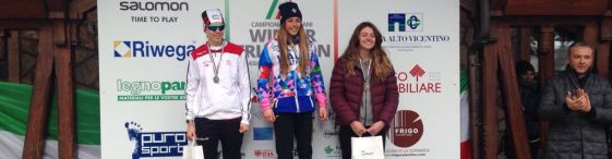 Felles vicecampionessa italiana di Winter Triathlon