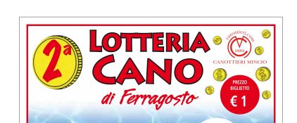 Seconda lotteria Cano
