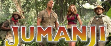 Cano Cinema: Jumanji