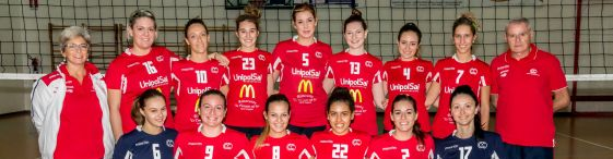 Canovolley: classifica 1° e 2° divisione